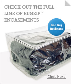 Check out the full line of BugZip encasements